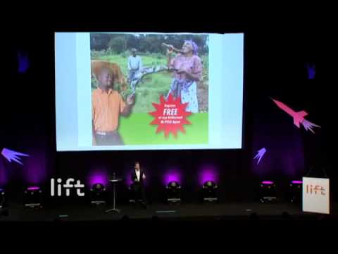 "David Rowan talk: ""Why startup entrepreneurs should move to Africa now."""