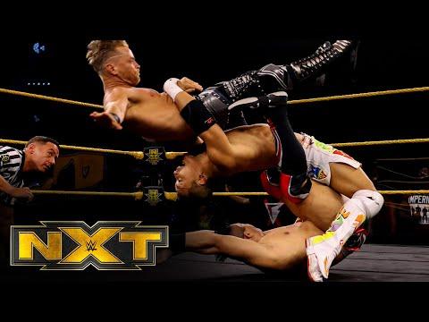 Kushida Vs. Drake Maverick Vs. Jake Atlas – NXT Cruiserweight Title Tournament Group A: May 27, 2020