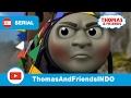Thomas & Friends Bahasa Indonesia : Mendorongku, Menarikmu - Bagian 2