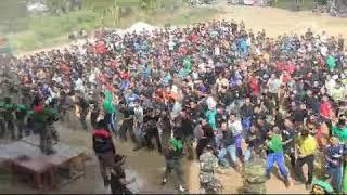 Download Video Merinding Semangat Ribuan peserta DIKLATSAR BANSER DI PONDOK PESANTREN FAUZAN MP3 3GP MP4