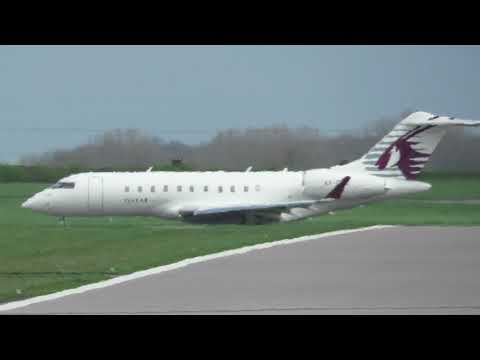 Qatar Executive Bombardier BD-700 Global 5000 A7-CEE