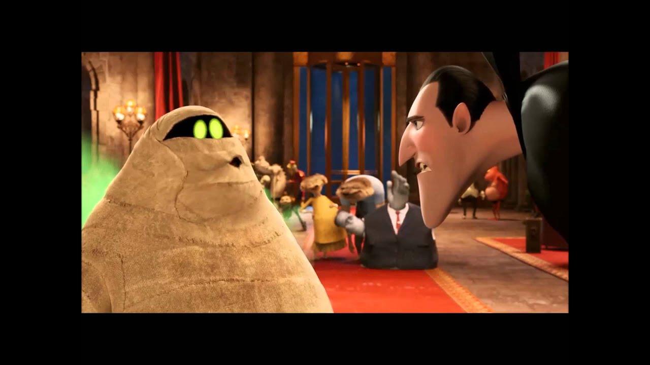 Fart Scene ~ Hotel Transylvania - YouTube Funny Hotel Movie