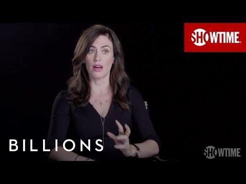 Billions  Maggie Siff on Wendy Rhoades  Season 1