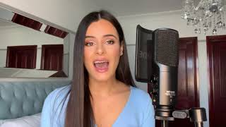 Higher Love- Whitney Houston (cover by Chantelle Defina)
