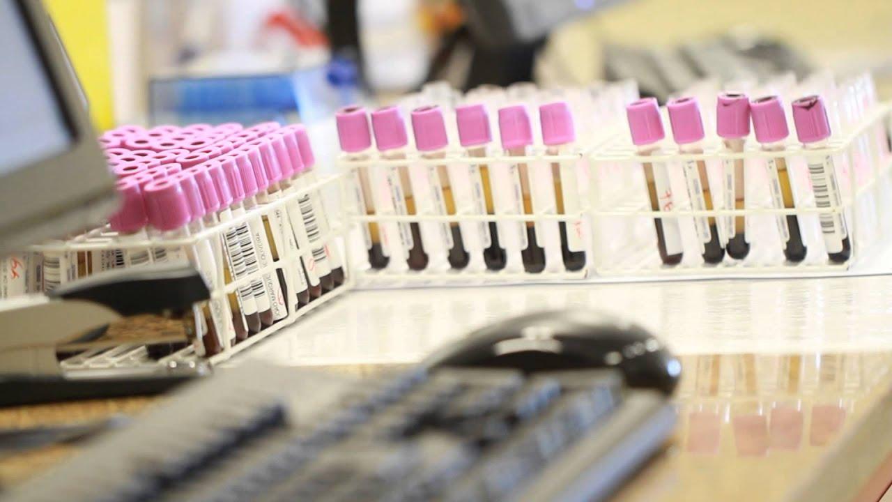Simbolos de laboratorio de analises clinicas
