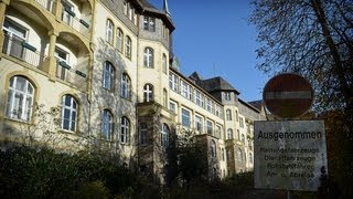 LOST PLACES: Die Waldklinik - The Hospital in the Woods | Deutschland (Urban Exploration HD)