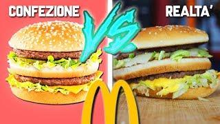 È COME SULLA CONFEZIONE? - McDonald's
