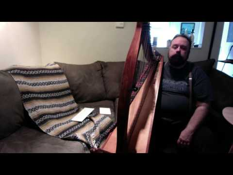 Inama Nushif   Brian Tyler   Celtic harp arrangement by Robert Bruce Scott