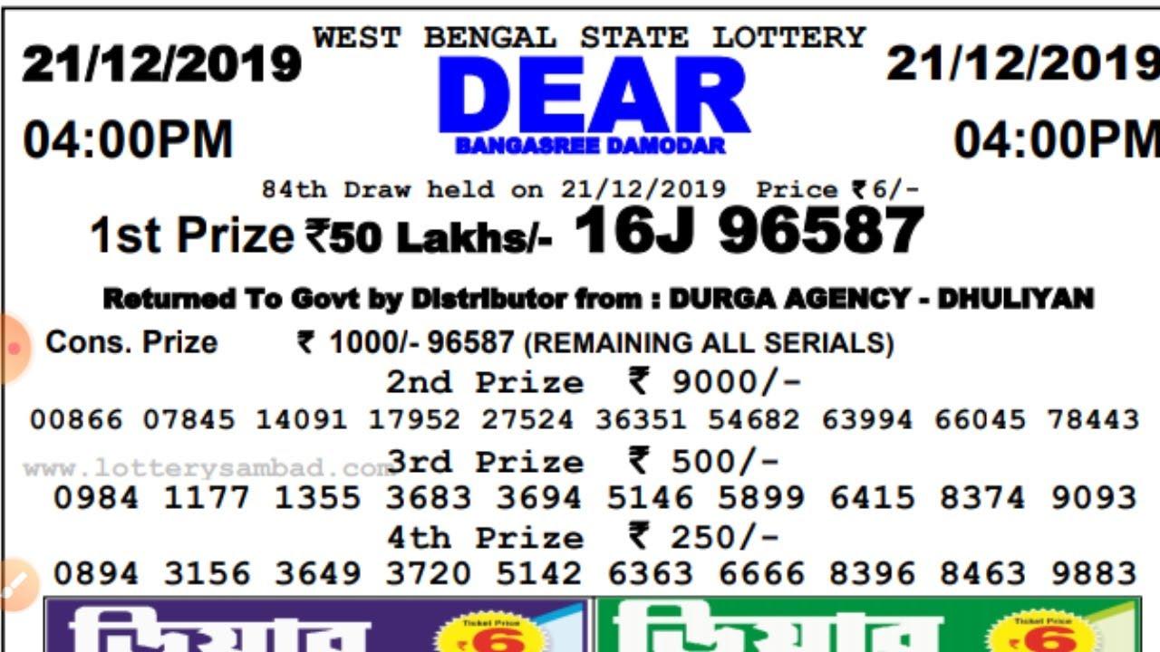 Lotto 21.12