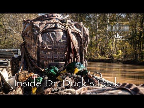 Dr. Duck Hunt Locker Bag