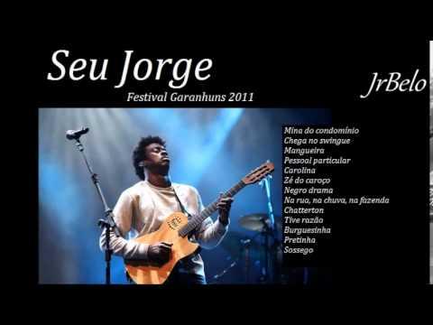 Seu Jorge Cd Completo Garanhuns 2011 JrBelo