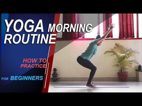 perfect morning yoga routine simple yoga practice