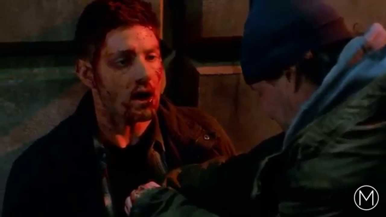 Supernatural season 9 episode 23 dean vs metatron youtube voltagebd Image collections