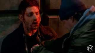 Supernatural: Season 9 Episode 23. Dean vs Metatron.