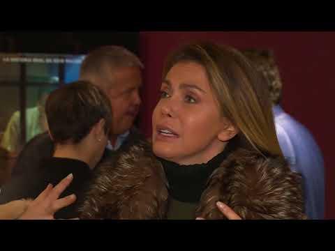 Vea lo que la actriz mexicana Sabine Moussier hablo sobre la Pelicula NADA QUE PERDER