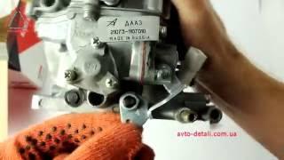 Розпакування і огляд: Карбюратор Солекс 21073-1107010-00 виробництва ДААЗ