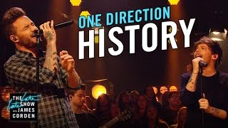 One Direction: History