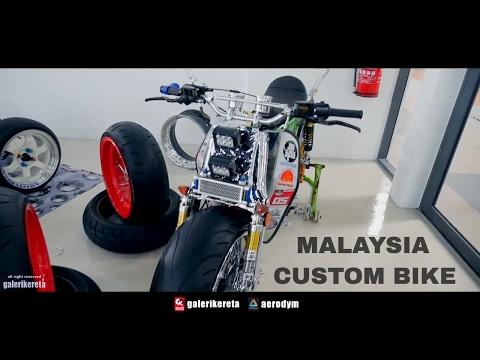 Malaysia Bike Porn - Custom Street Cub