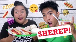 SPEED EATING CHALLENGE!!(MAY NABULUNAN!?)