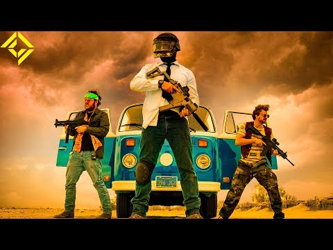 The PUBG Movie | Corridor Digital + PUBG MOBILE