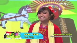 Ondel Ondel by Cyra Alesha