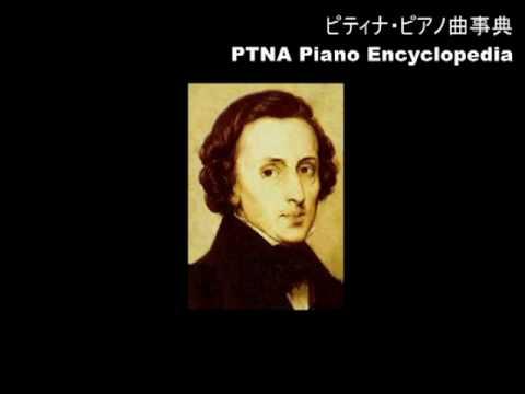ショパン/ボレロ,Op.19,CT8/演奏:須藤梨菜