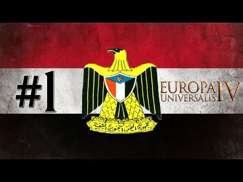 Let's Play EU4 As Yemen Part 1-(Back On Board)