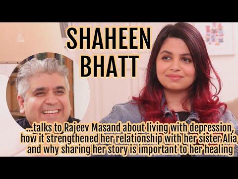 Shaheen Bhatt interview with Rajeev Masand I Depression I Alia Bhatt I Mahesh Bhatt Mp3