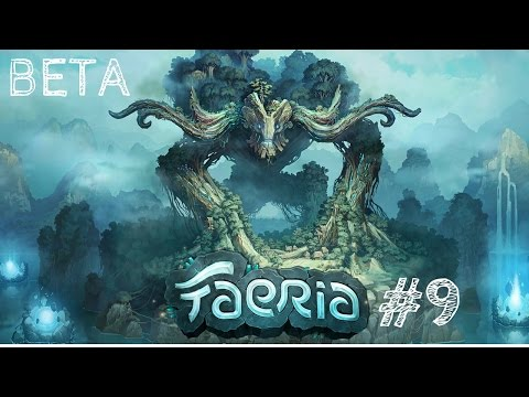 Faeria Beta HD [ITA] Gameplay #9: Practice Vs Deep Blue, Neutral Rush, Yellow Fury + Opening Pack