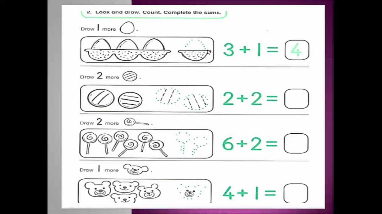 math worksheet : kg 1 maths english worksheets  educational math activities : Kg 1 Maths Worksheets