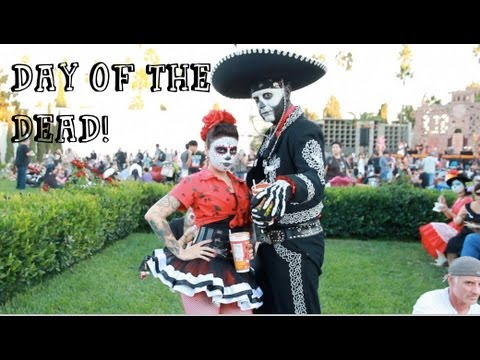 Day Of The Dead Hollywood Cemetery Cele Tion