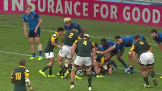 South Africa produce class to secure semi-final spot!