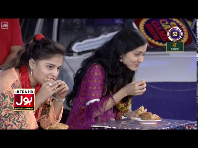 Tou Kisnay Khai Ziada Samosay??? | Game Show Aisay Chalay Ga with Danish Taimoor