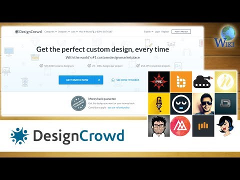 DesignCrowd: 5 Fast Facts