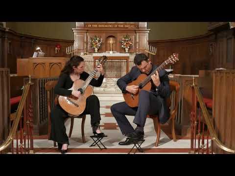 Duo Amaral performs Egberto Gismonti's