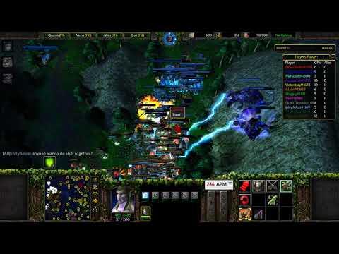 Dark Ages of Warcraft   Return of the Burning Legion