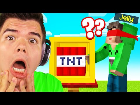 GUESS What's In THIS MINECRAFT BOX... (Scary)