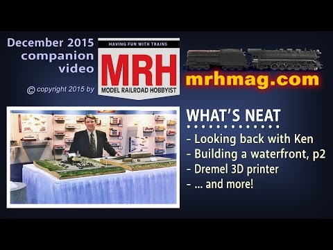 MRH 2015 December What's Neat column | Model Railroad Hobbyist