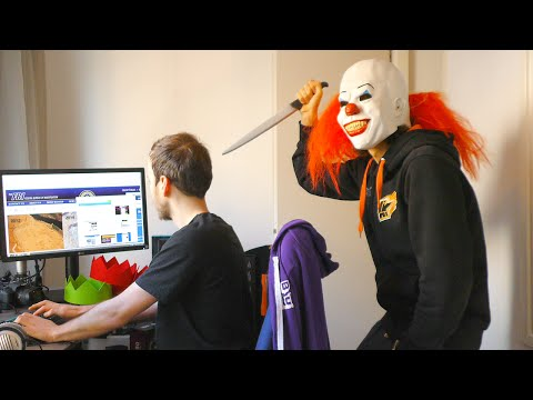 ROOMMATE ASSASSINATION PRANK! (Q&A...