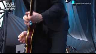 Interpol - Rest My Chemistry (Lollapalooza Brazil 2015)