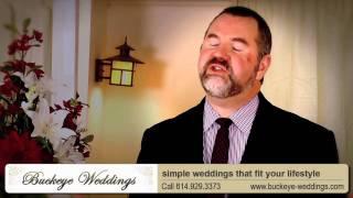 Columbus Wedding Venue - Chapel, Wedding Officiant, Minister, Civil Ceremony - Buckeye Weddings
