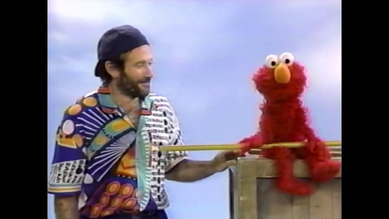 Download Elmo and Robin Williams (blooper reel)