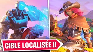 VOICI LA VRAIE MISSION DU SKIN SECRET sur FORTNITE !