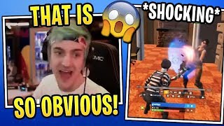 Ninja Reacts to Pro Player CHEATING in World Cup Qualifiers!