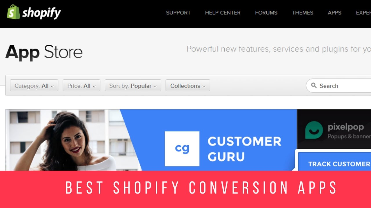 Best Converting Shopify Themes 2020 Best Shopify Apps To Increase Conversions In 2017   YouTube