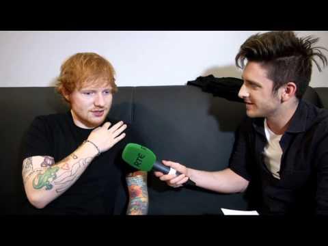 Ed Sheeran Gets Personal! | Two Tube
