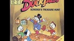 DuckTales Read-Along Storyteller - Scrooge's Treasure Hunt