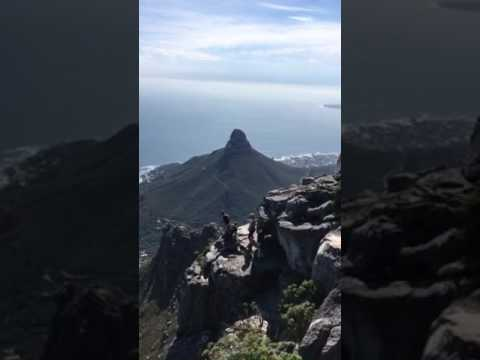 Table Mountain National Park Cape Town South Africa