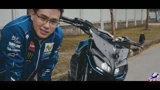 PKL - Chạy thử và đánh giá mô tô Yamaha MT-09