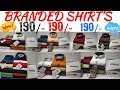 wholesale Market of Branded Shirts in Mumbai || Cheapest Branded Shirts manufacturer || Ulhasnagar